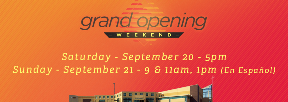 Website Front Page English - Grand Opening