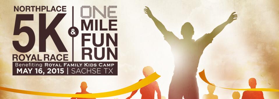 5K & One Mile Fun Run