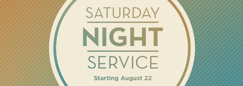 Northplace Church Saturday Night Service