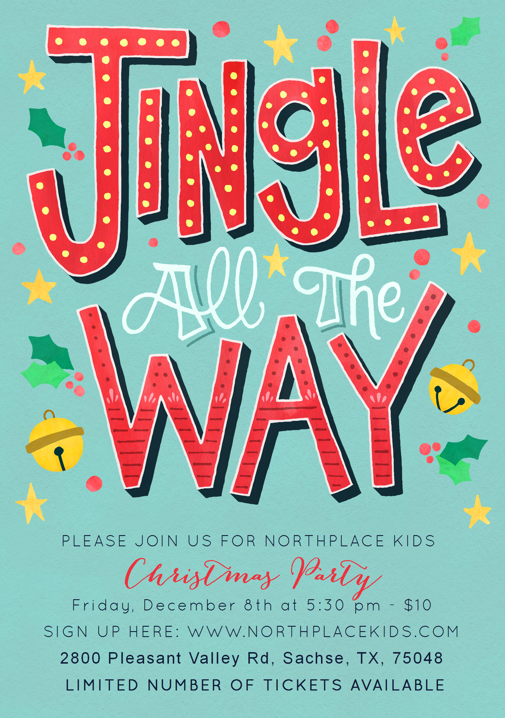 Northplace Kids Christmas Party | Northplace Church