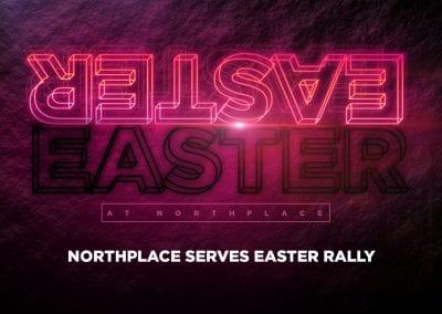 Easter Volunteer Rally