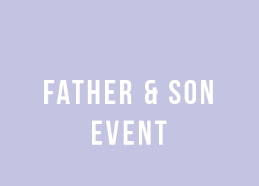 Father & Son Event