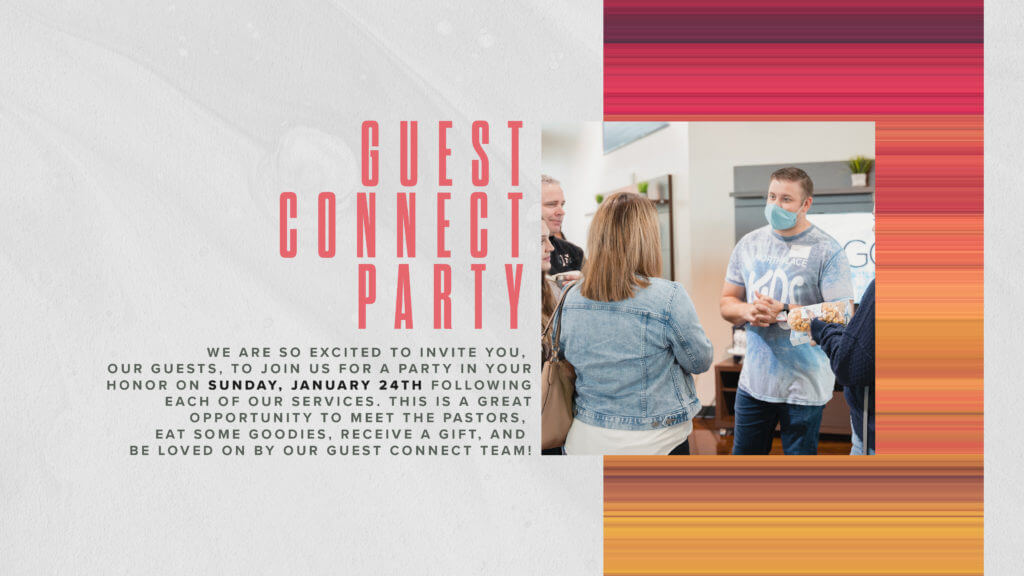 Guest Connect Party Garland